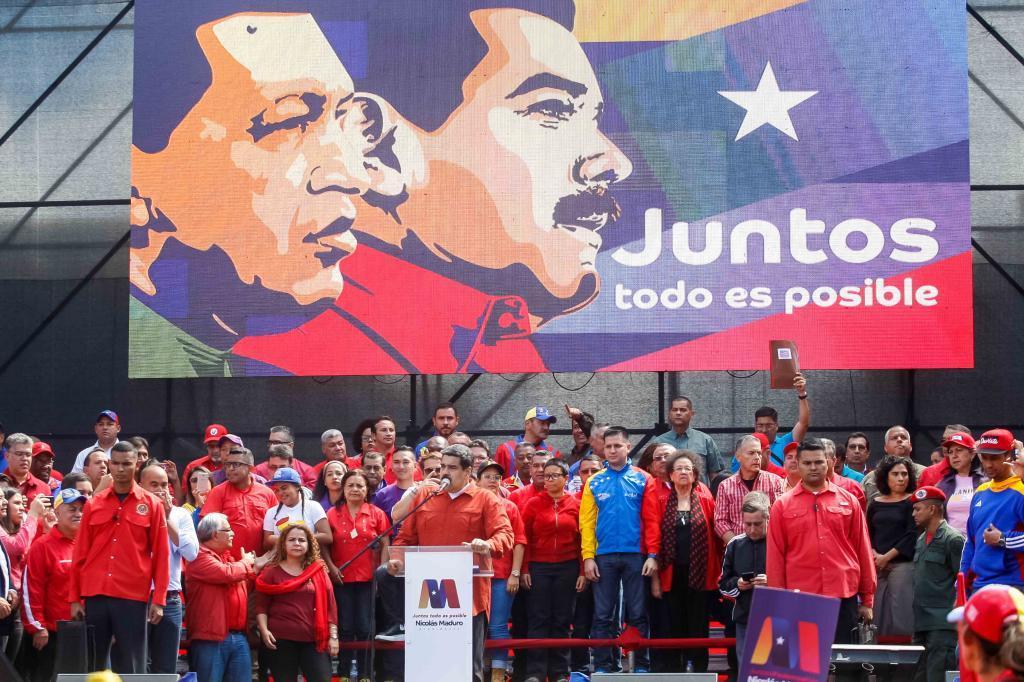 Resultado de imagen para campañas electorales en venezuela 2018