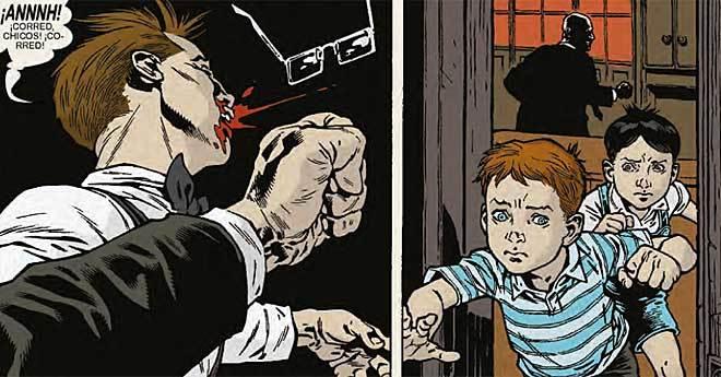 El terror de 'Locke & Key' en la época de los gánsteres.