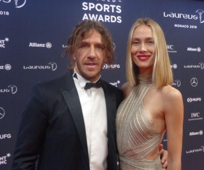 Carles Pujol y Vanessa Lorenzo son invitados fijos a los Laureus
