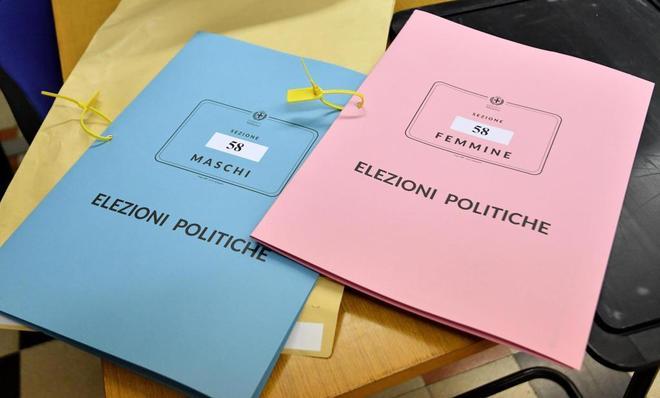 Últimos preparativos para las elecciones presidenciales en Italia.