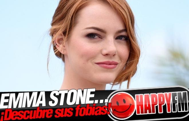 Los 4 grandes miedos de Emma Stone