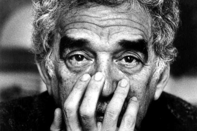 Gabriel García Márquez Premio Nobel de literatura en 1982