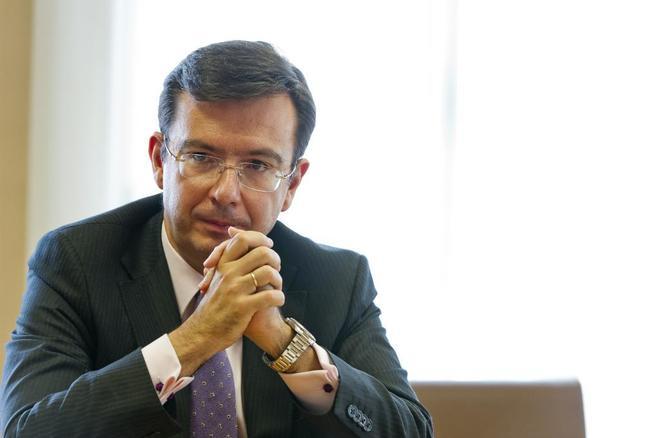 El nuevo ministro de Economía, Román Escolano.