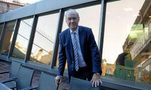 Albert Peters, presidente del Círculo de Directivos de Habla Alemana