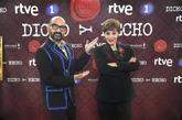 José Corbacho y Anabel Alonso, presentadores de 'Dicho y hecho'.