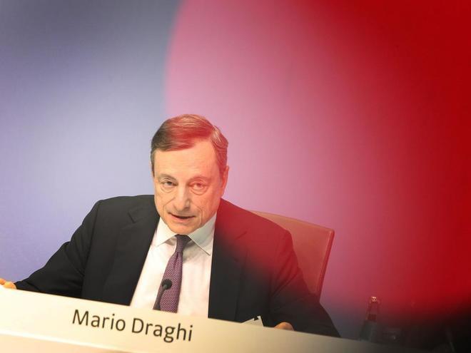Draghi, sobre los aranceles de Estados Unidos: