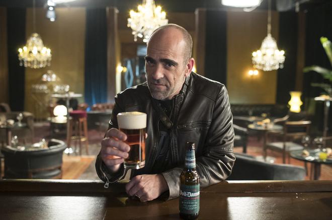 El actor gallego protagoniza el nuevo anuncio de la cerveza