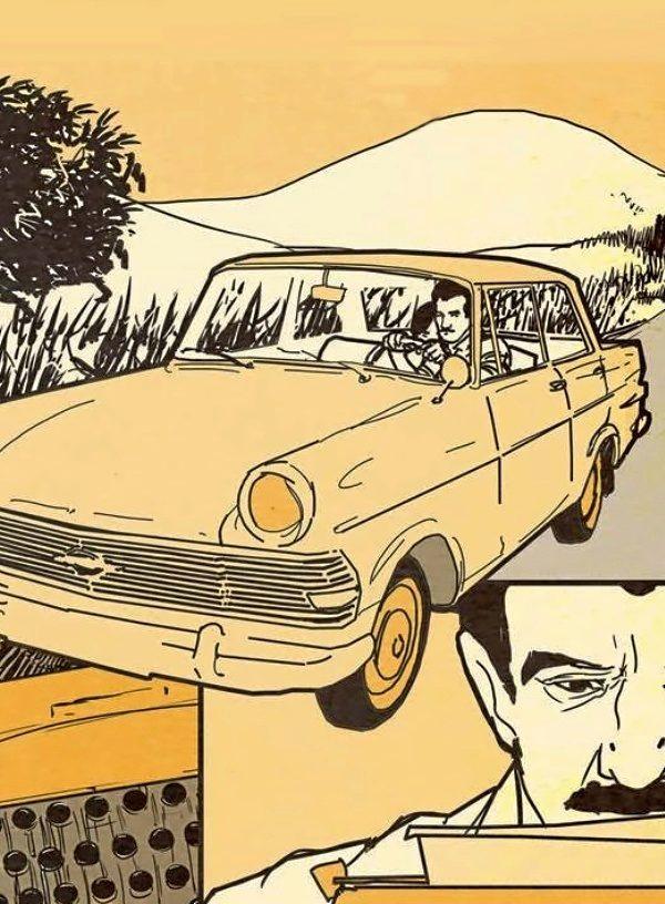 La vida de 'Gabo' en cómic se ha convertido en fenómeno desde su lanzamiento con traducción a 17 lenguas y publicación en 25 países.