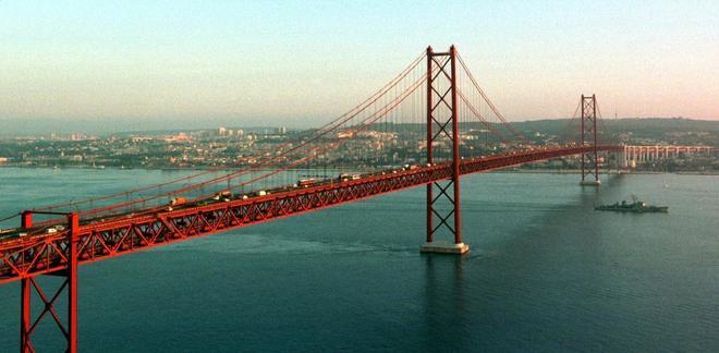 El Puente 25 De Abril De Lisboa En Riesgo De Colapso Cultura