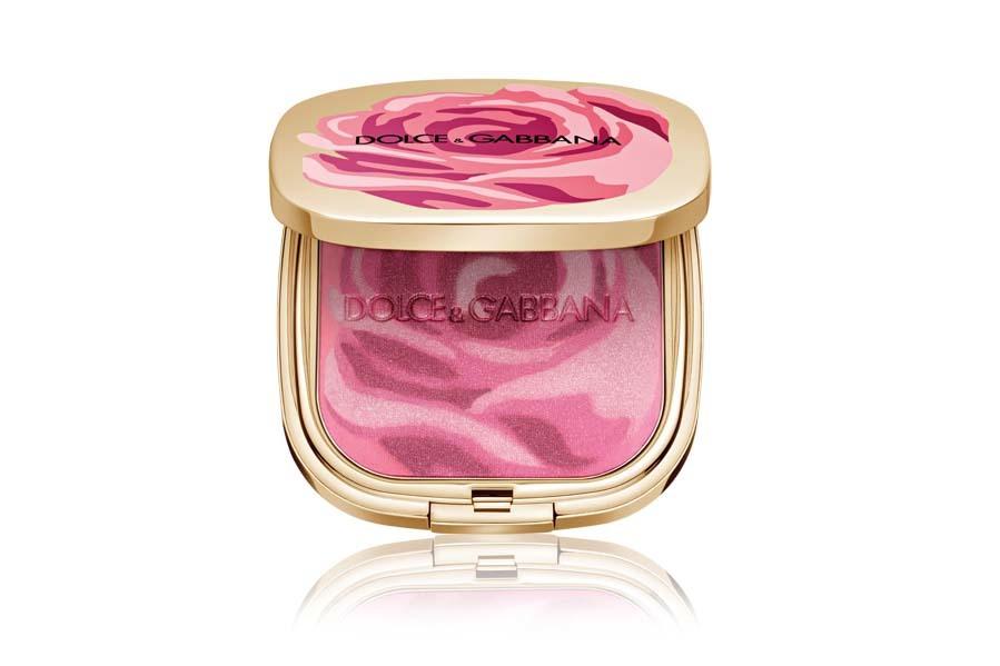 Colorete multitono Rosa Duchessa de la  colección Dolce Garden...