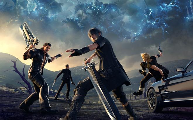 La versión definitiva de Final Fantasy XV