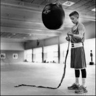 La factoría española de los niños boxeadores