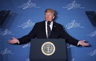 El presidente Trump, en una imagen reciente.