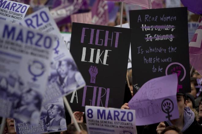 Rivera Bloquea Al Movimiento Feminista En Twitter Ellas