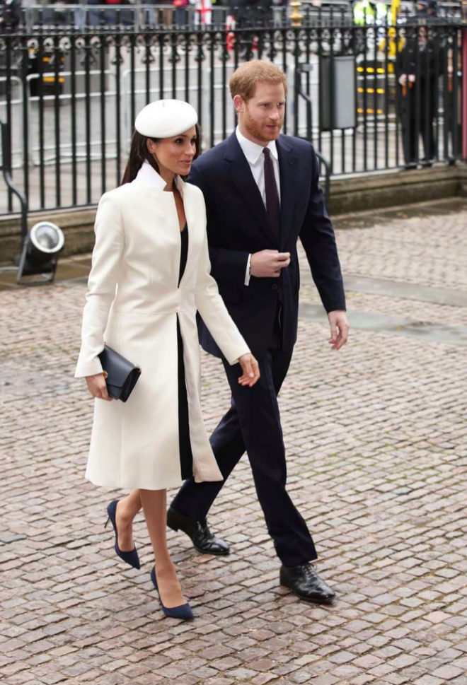 kate middleton y meghan markle comparten zapatos | moda