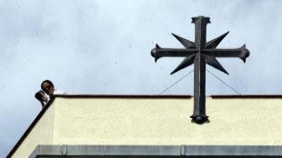 Sede de la Iglesia de la Cienciología en Madrid.