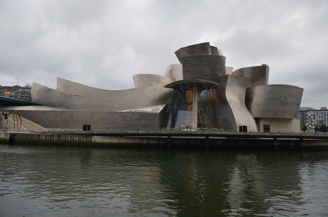 El Museo Guggenheim Bilbao retoma el proyecto de su ampliación en la zona de Gernika