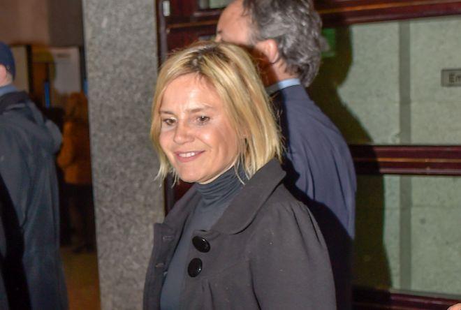 Eugenia Martínez de Irujo, en una imagen reciente.