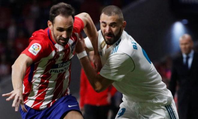 Real Madrid y Atlético, conflicto a la vista por el horario del próximo derbi