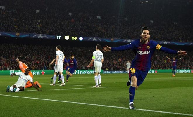 Messi es un vicioso