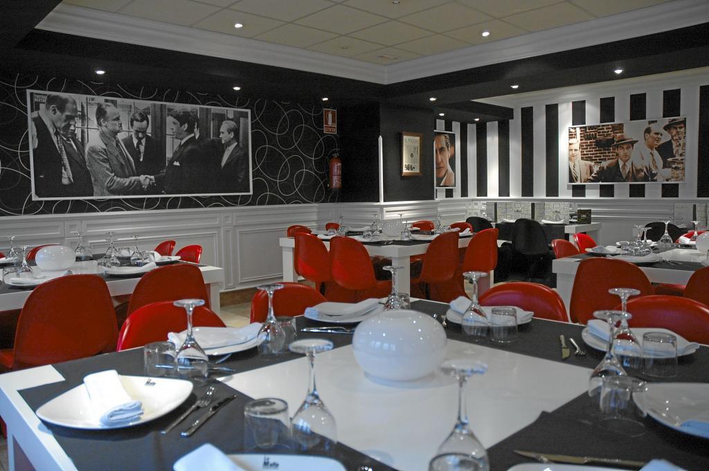 Imagen de uno de los restaurantes de la marca, en Madrid.