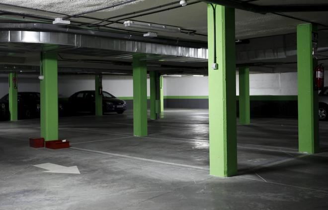 Alquilar una plaza de garaje en madrid da una rentabilidad for Plaza de garaje madrid