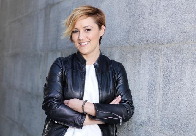La periodista de La Sexta Cristina Pardo.