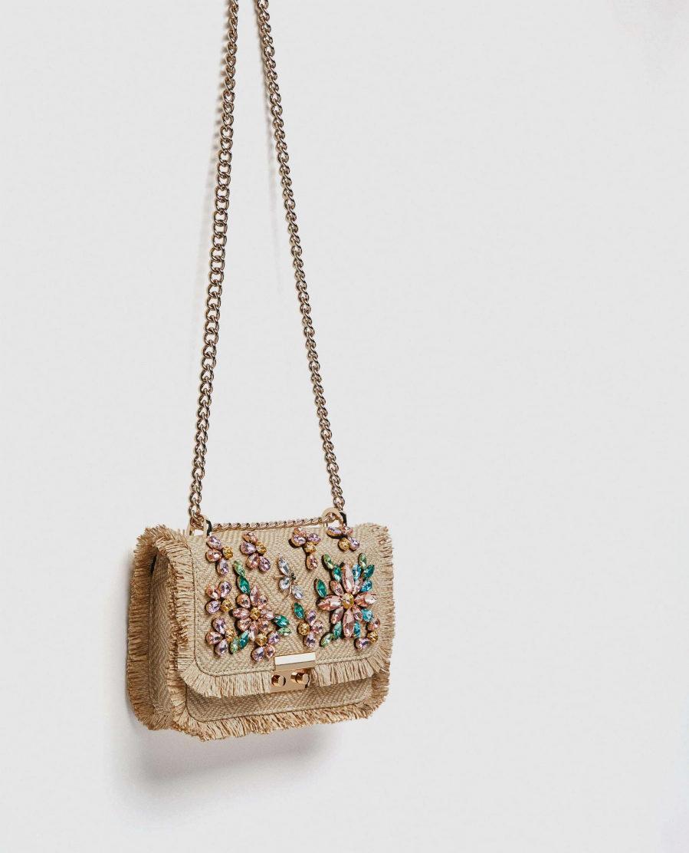 paquete elegante y resistente disfruta el precio de liquidación sitio autorizado Bolso de rafia de Zara   Yodona/moda   EL MUNDO
