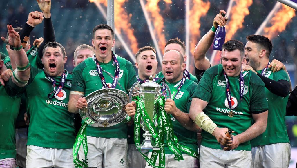Irlanda cierra su Grand Slam con un triunfo en Twickenham el día de San Patricio