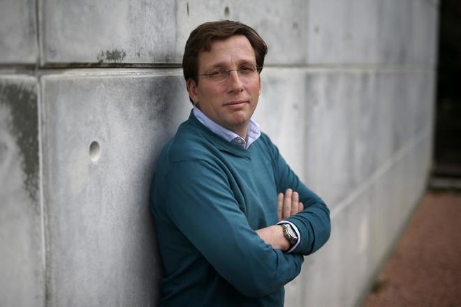 José Luis Martínez-Almeida, portavoz del PP en el Ayuntamiento de Madrid.