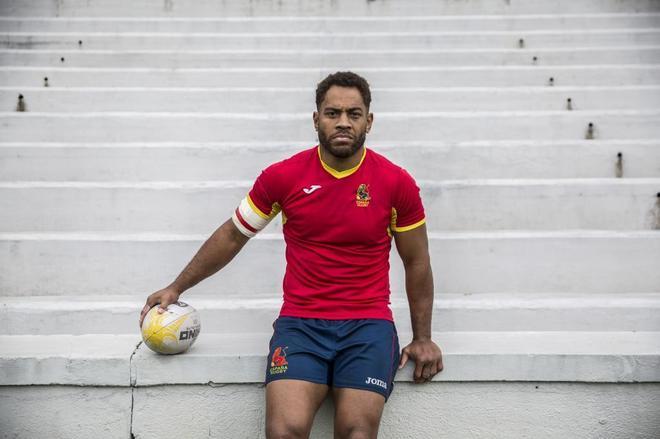 Kalokalo Gavidi será clave este domingo (13.00) ante Bélgica: si