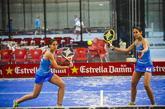 Las gemelas Sánchez Alayeto, las rivales a batir en el cuadro...