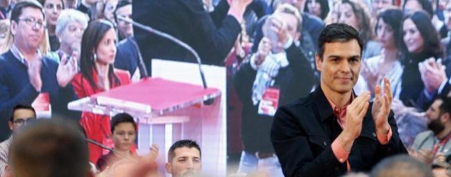 Pedro Sánchez, en la clausura de la Escuela de Buen Gobierno.
