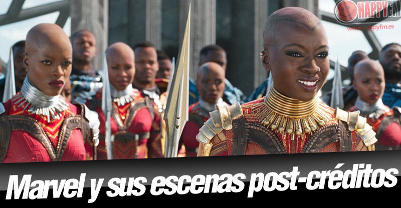 Escenas Post-créditos Marvel: Así Empezaron Las Famosas