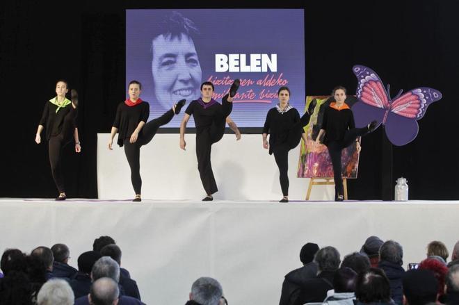 La Guardia Civil detiene a 'Kubati' por participar en el homenaje a la etarra Belén González Peñalva