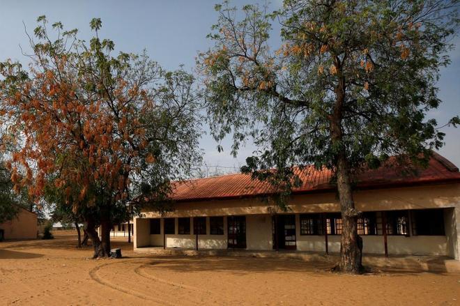 El colegio femenino de Ciencia y Tecnología en Dapchi (Nigeria), escenario del secuestro masivo perpetrado por Boko Haram.