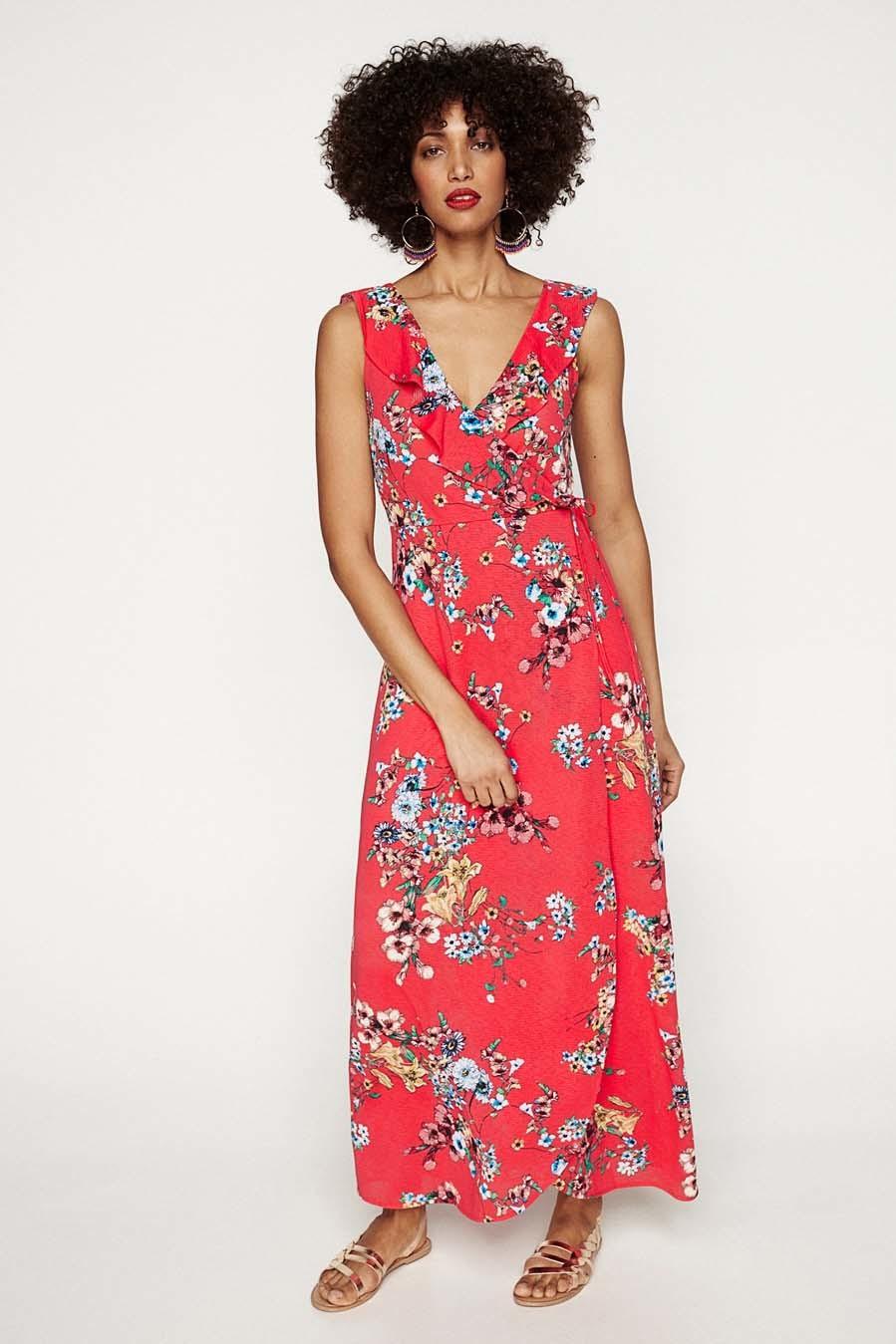 71699bc5b ... 30 vestidos de invitada para triunfar en las bodas y comuniones de  primavera