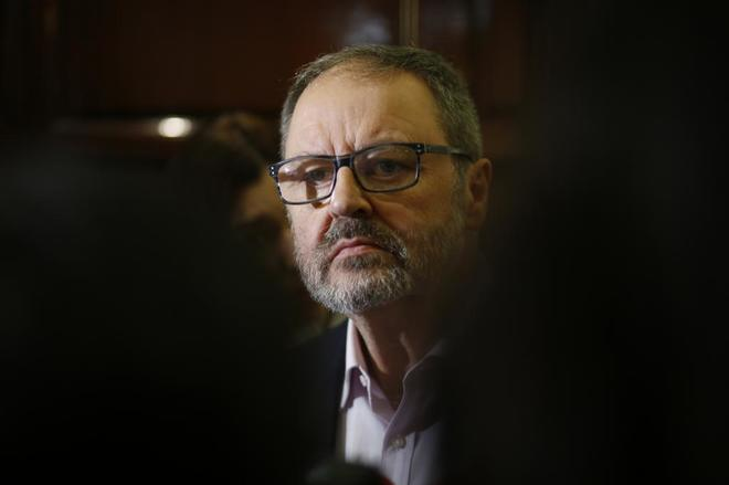 El delegado de Seguridad del Ayuntamiento de Madrid, Javier Barbero.