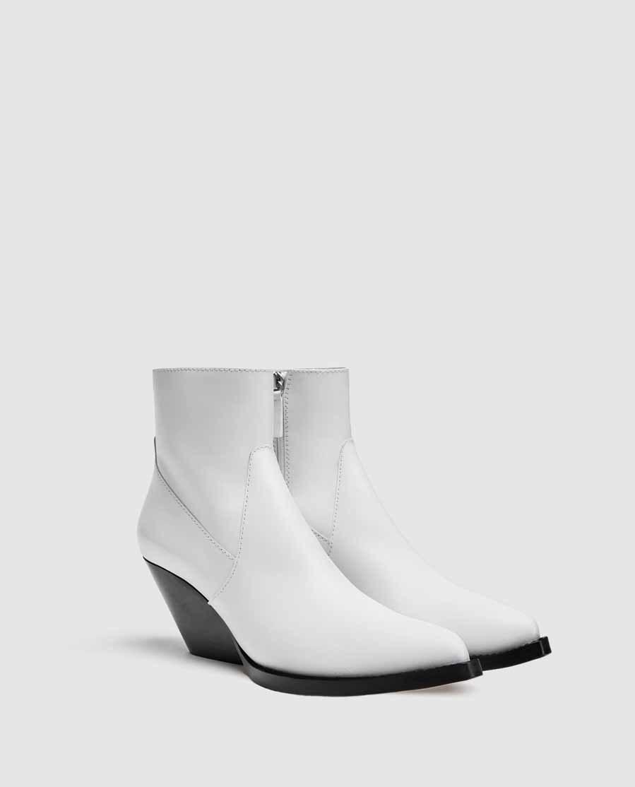 gran selección de 0fd43 b244e Botas 'cowgirl' y otros zapatos y sandalias para poner la ...