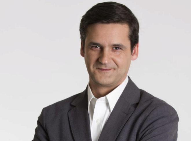 El periodista Javier Somalo.