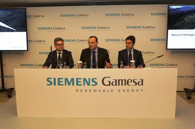 Guerra hispanogermana en Gamesa: Siemens rechaza las críticas de Galán y niega injerencias en la gestión