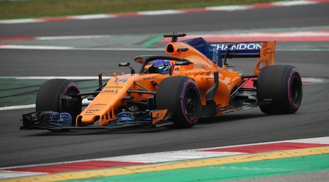 La esperanza española en la F1 tiene forma de rombo
