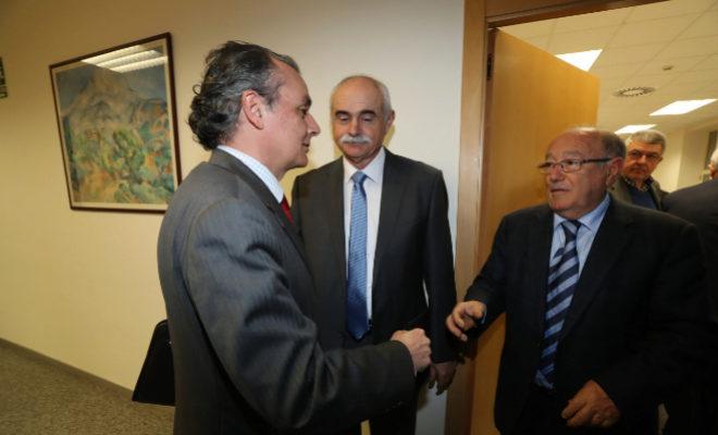 La CEC confía en la gestión de Sebastián Pla al frente en Castellón de la patronal de empresarios CEV