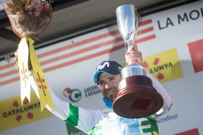 Valverde vence en La Molina y recupera el liderato
