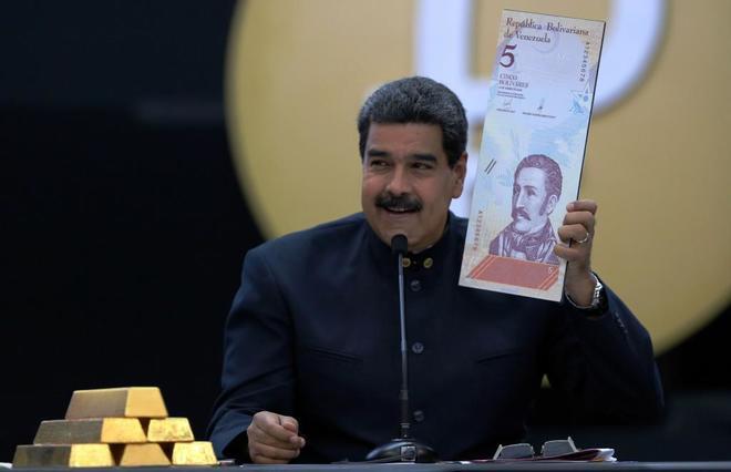 Maduro megadevalúa el Bolívar