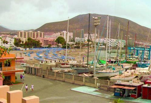 Foto de archivo de 2005 de la montaña de Guaza, en Arona, en Santa Cruz de Tenerife.