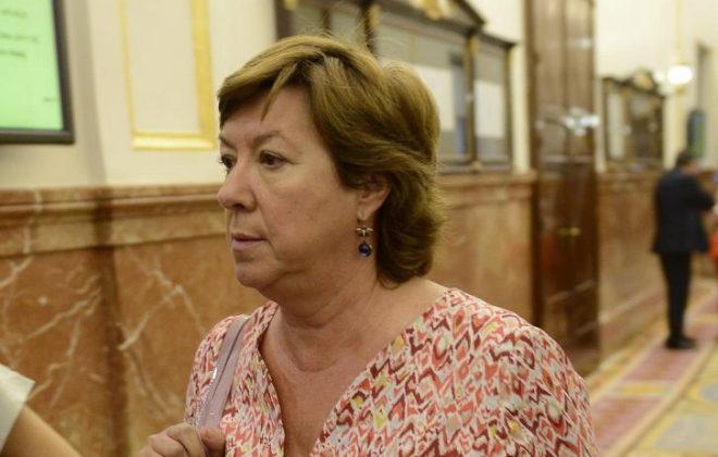 La senadora del Partido Popular, Pilar Barreiro