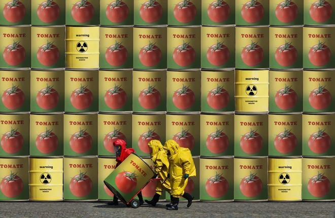 Mafia, millones y manipulación genética: así es el oscuro imperio del tomate