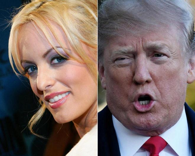 Stormy Daniels, la actriz porno vinculada con Donald Trump, dice que mantuvo silencio por miedo a morir