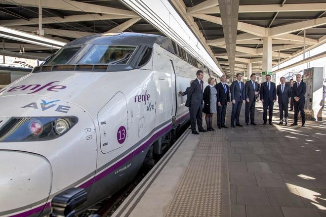 La inversión en infraestructuras aumenta un 16,5% tras ocho años de recortes